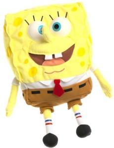 Mattel spongebob squarepants babbling spongebob