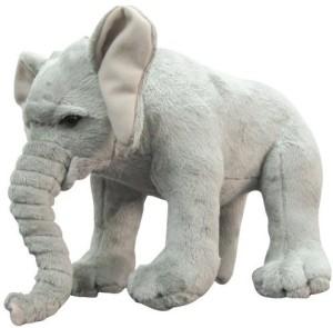Nic Nac Plush Elephant 10