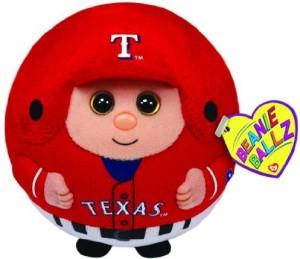TY Beanie Babies Mlb Texas Rangers Plush