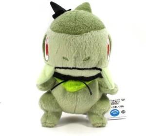 Banpresto Pokemon Best Wishes Halloween Plush 47496 Axew/Kibago