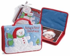 Gund Gund Baby's First Christmas Photo Album  - 20 inch