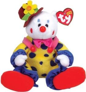 Ty Juggles Clown Bear