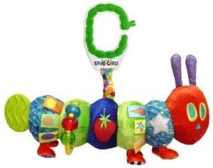 Kids Preferred The World of Eric Carle Developmental Caterpillar  - 20 inch