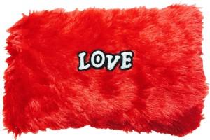 Priyankish Love Red Pillow  - 10 inch