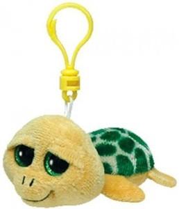 Ty Beanie Boos Pokey Yellow Turtle Clip