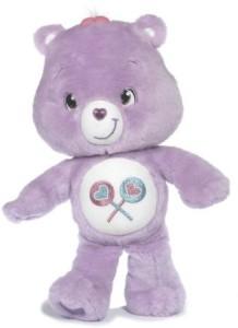 Play Along Care Bears Glitter & Glow Share