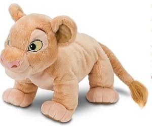 Disney The Lion King Nala Plush 11''