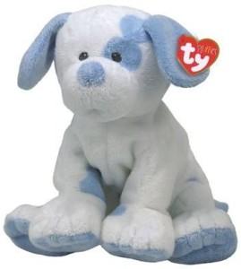 Ty Baby Pups - Blue Dog Ba Pups Blue Dog