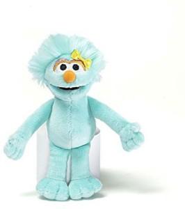 Gund Sesame Street Rosita Plush Beanbag 7