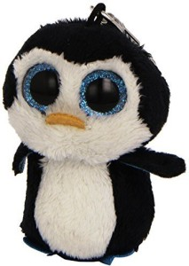 Ty Beanie Boos Waddles Penguin Clip