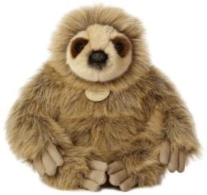 Aurora World Miyoni Sloth Plush, 12
