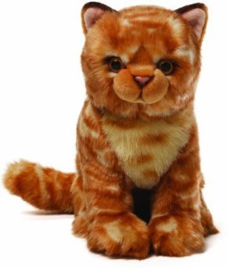 Gund Meowinton The Ginger Cat Plush  - 25 inch