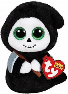 4e8dd6b6ca1 Ty Inc Ty Beanie Boo Plush Grimm Reaper 15Cm (Halloween Exclusive) ( Black )