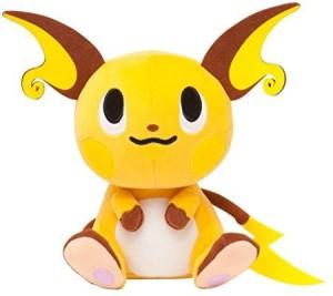 Pokemon Center Plush Doll Time Raichu