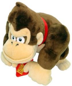 Nintendo Official Super Mario Donkey Kong Plush9