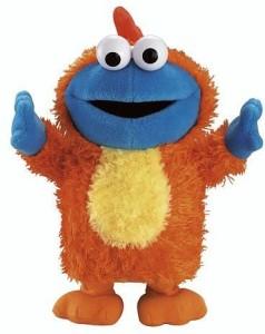 Cookie Monster Chicken Dancer