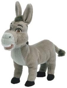 Shrek The Third Donkey Plush (9