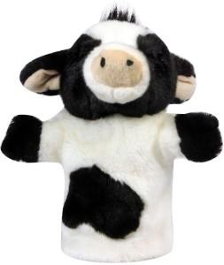 Hamleys Cow Hand Puppet  - 23 cm