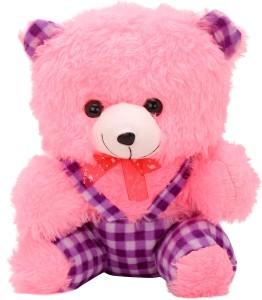 Arihant Online Pink Voluminous Teddy Bear  - 15 inch