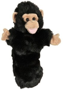 The Puppet Company Chimpanzee Long Sleeved Glove Puppet