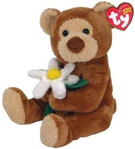 Ty Beanie Babies Bloomfield Bear