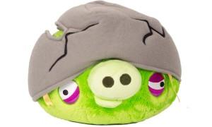 Angry Birds Helmet Pig Plush 8
