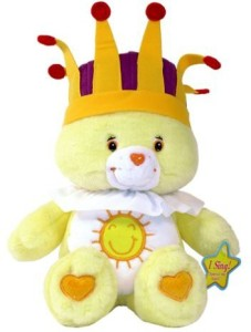Play Along Care Bear King Funshine & Friends Singing King Funshine