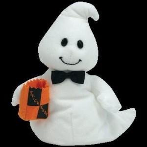 Ty Beanie Ba Ghostio The Boy Ghost