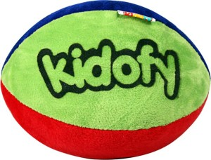 Kidofy Green Red Blue Rugby  - 6 inch