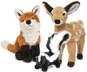 Maplelea Wildlife Packanimal Set For 18 Inch Dolls