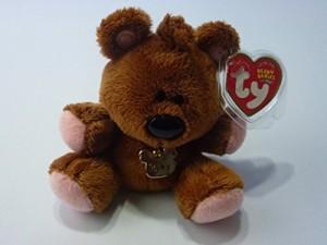 Ty Beanie Ba Pooky The Bear