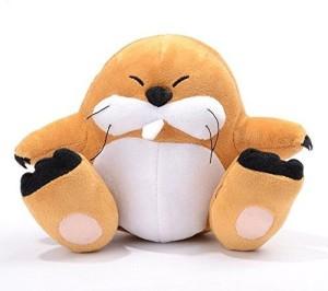 TweennyShop Plush Doll Super Mario Bros / Brother Monty Mole Marmot Groundhog 6