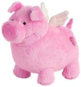 Aurora World Pigasus Pig Plushdark Pinksmall