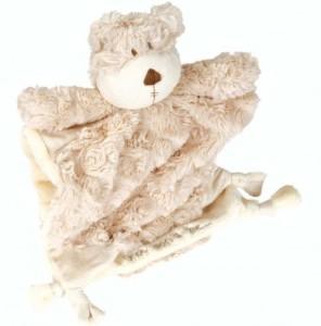 Mamas & Papas Comforter Crumble Bear