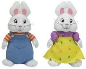 Max & Ruby Ty Beanie Ba Set