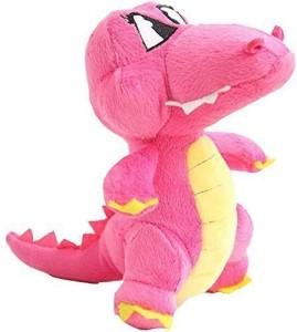 Plush Toy 702 Pink Dinosaurs Plush Ba Dolls Pink Best Price In India