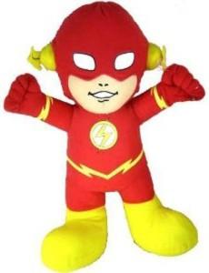 DC Comics The Flash Plush Super Friends Doll (13 Inch) ( Red )
