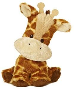 Aurora World Wobbly Bobblee Giraffe Plush6