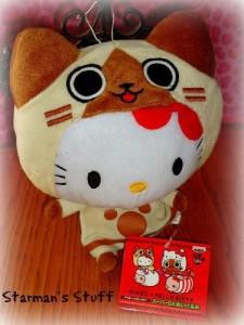 Capcom Sanrio Hello Kitty Monster Hunter Airou 12