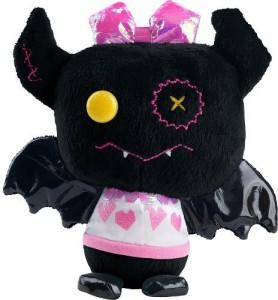 Just Play Monster High Pet Friend Count Fabulous Bean Plush