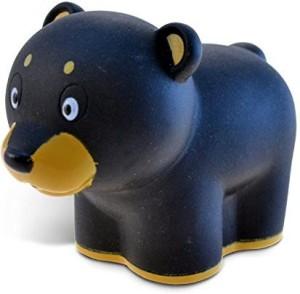Puzzled Bath Buddy Black Bear Water Squirter