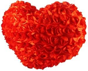Tickles Lovely Heart Cushion  - 34 cm