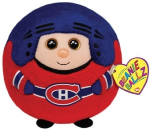 TY Beanie Babies Montreal Canadiens Plushnhl