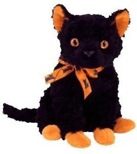 Beanie Babies Ty Fraidy - Black Cat  - 20 inch