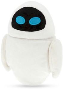 Wall-E Disney EVE Plush - Mini Bean Bag - 7''  - 25 inch