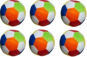 PIST Soft Toys Retail Boll 6Pcs Set  - 5
