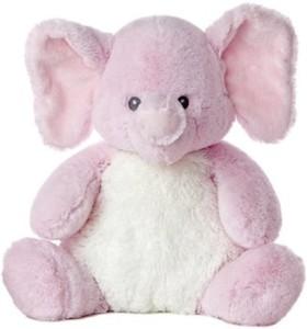 Aurora World Sweet And Softer Pink Elephant 11