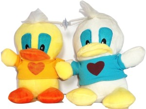 Cuddles Cute Looking Donald Duck Combo  - 18 cm