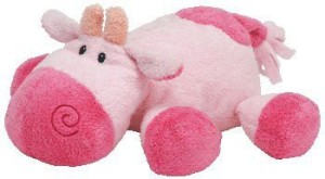 Ty Pluffies Mooer The Cow