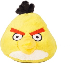 Angry Birds Yellow Plush 5
